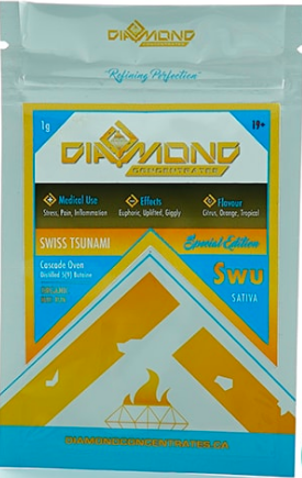 Swiss Tsunami by Diamond Concentrates